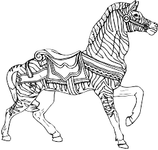 Small Picture Download Carousel Coloring Pages Ziho Coloring