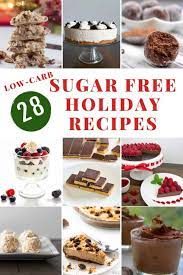 We scoured the best bakeries in the country to find the tastiest, healthiest sugar free cookies and sugar free cakes. Sugar Free Dessert Recipes Easy Low Carb Keto Thm S Christmas