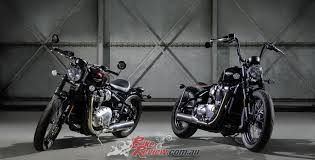 all new 2017 triumph bonneville bobber bike review