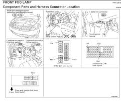 fog light fuse nissan murano forum Nissan Murano Fuse Box click image for larger version name fogs1 jpg views 17471 size 68 6 nissan murano fuse box diagram