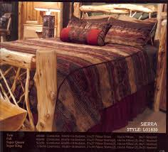 cabin fever tahoe bedding