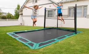 australia s first purpose built trampoline designed specifically for in ground use