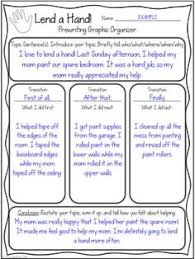 writing a personal narrative planning pre writing a story for  personal narrative writing