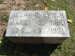 Nelson Avery Chastain (1855-1921) - Find A Grave Memorial