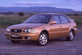Toyota Corolla 2001 - New Cars, Used Cars, Car Reviews and Pricing