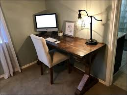 rustic desk home office. Desk:Bare Furniture Roll Top Desk Chair Dark Wood Home Office Solid Rustic C