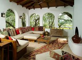 Arched Windows Drive Home Moroccan Style Middle Eastern