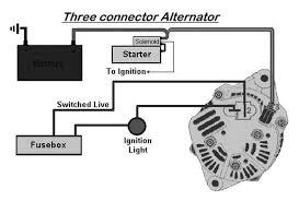 automotive alternator wiring diagram alternator circuit diagram pdf at Automotive Alternator Wiring Diagram