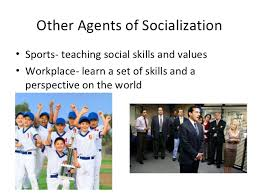 agents of socialization 8 other agents of socialization•