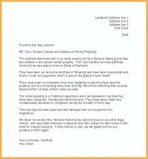 11 Reference Letter Template For Landlord Nohchiyn Net