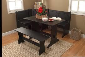 Nook Dining Set | Table for Breakfast Nook | Counter Height Corner Nook  Dining Set