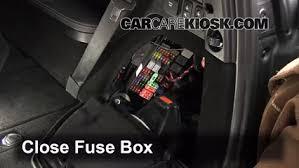 2013 Gl450 Fuse Chart Interior Fuse Box Location 2007 2012 Mercedes Benz Gl450