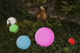 outdoor lighting balls. Left Image 1 Outdoor Lighting Balls T