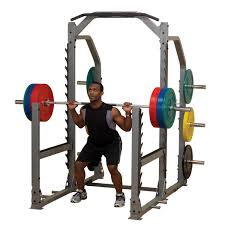 Weight Lifting Squat Rack Gym Bench Press Barbell StandSquat And Bench Press
