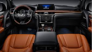 2018 lexus interior. contemporary lexus 2018 lexus lx 570 redesign on interior