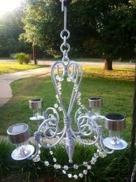 battery operated outdoor chandelier solar gazebo lights for chandeliers gazebos hanging ideas cool lighting designs pertaining
