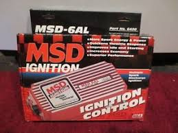 msd ignition box msd ignition box 6al 6420 multiple spark discharge