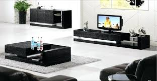 matching coffee table and tv unit elegant stand set in