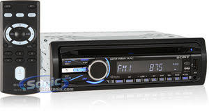 sony cdx gt54uiw in dash cd mp3 usb stereo w usb & ipod controls Sony Cdx Gt5 10 Wiring product name sony cdx gt54uiw sony cdx gt510 wiring instructions