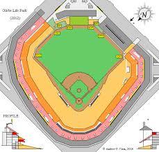 Globe Life Stadium Seating Chart Clems Baseball Globe Life Park In Arlington