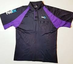 Fedex Office Stan Herman Long Sleeve Medium 19 89