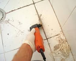 cost to regrout tile plain bathroom