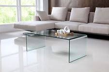 glass living room furniture. Nova Modern Stylish Curved Clear Glass Table Coffee Living Room Furniture C