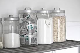 Glass Canisters For Kitchen