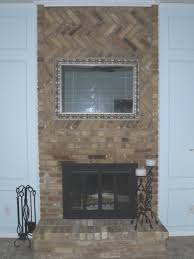 fireplace awesome how to attach a mantel to a brick fireplace small home decoration ideas
