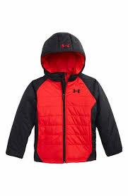 under armour x storm 2 jacket. under armour werewolf water resistant coldgear® hooded puffer jacket (toddler boys \u0026 little x storm 2