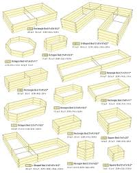 how to construct a raised garden bed best raised garden bed design ideas on building raised