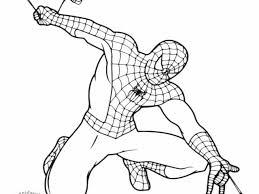 Vibrant Design Spiderman Da Colorare Per Bambini 75 Con Immagini Da