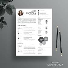 Iwork Pages Resume Templates Drop Cap Pages Resume Template Free