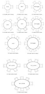 6 foot round table seats how many 4 foot round tables 6 foot round table seats