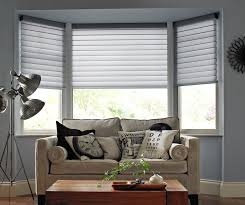window treatments for bay windows to consider within shades for bay windows  Different Classes of Shades for Bay Windows