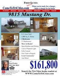 rd cometotricitiesblog com flyer 9815 mustang dr new price