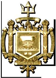 Image result for The first class consisted of 50 midshipmen and seven professors.