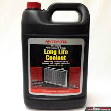 Toyota Long Life Coolant Fluid For Sale   MCF Marketplace