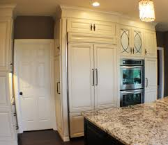 Matching Kitchen Appliances Panel Ready Refrigerator Kitchen Traditional With Built In