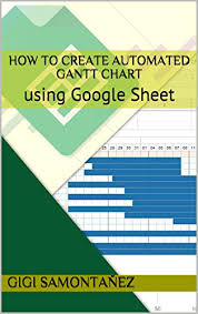 Amazon Com How To Create Automated Gantt Chart Using