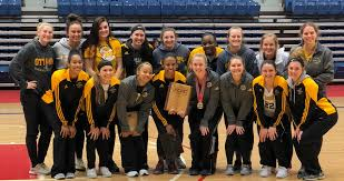Women's Volleyball Hits Three-Peat   oucampus