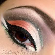 eye makeup you elegant arabic for brown eyes tutorial