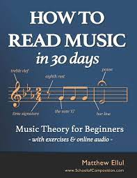 I will break down music theory in terms of the relationships between notes (pitches). How To Read Music In 30 Days Music Theory For Beginners With Exercises Online Audio Practical Music Theory Ellul Matthew 9781977904874 Amazon Com Books