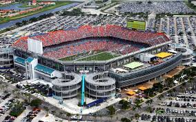 Sun Dome Tampa Seating Chart Sun Life Stadium Miami Gardens Fl Seating Chart View We