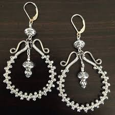 last week i posted about a wire link chain and pearl necklace i recently created well my husband was out of town all last week for a work conference