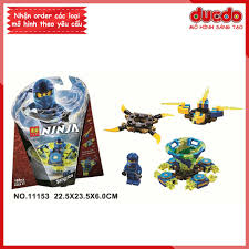 LARI 11153 Lắp ghép Ninjago Cao Thủ Spinjitzu Jay - Đồ chơi Xếp hình Mô  hình Con quay lốc xoáy Ninja BELA 70660 giảm chỉ còn 100,000 đ