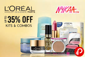 l oreal makeup designer paris kits bos upto 35 off nykaa