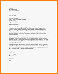 Sample Scholarship Request Letters Scholarship Application Letter Examples Sample Doc Phd Request