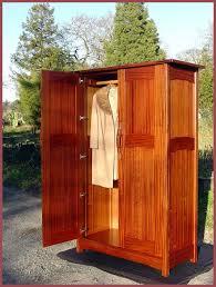 greene and greene style custom armoire