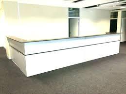 office front desk design. Contemporary Reception Desk Design Plans Modern Office Front